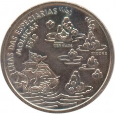 PORTUGALIJA 200 ESCUDOS 1995 KM# 682 XF