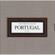 PORTUGALIJA 2008 m. OFICIALUS BANKINIS MONETŲ RINKINYS