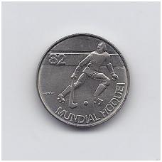 PORTUGALIJA 2.50 ESCUDOS 1983 KM # 613 AU