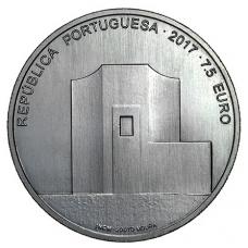 PORTUGALIJA 7.50 EURO 2017 ALVARO SIZA
