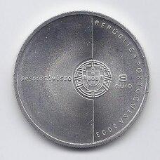 PORTUGALIJA 8 EURO 2003 KM # 752 XF
