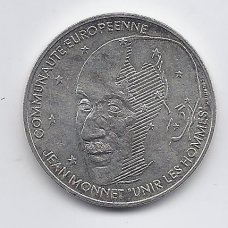 PRANCŪZIJA 100 FRANCS 1992 KM # 1120 XF