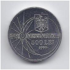 RUMUNIJA 500 LEI 1999 KM # 146 AU