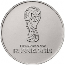 RUSIJA 25 ROUBLES 2018 KM # new UNC
