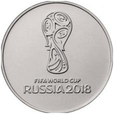 RUSIJA 25 ROUBLES 2018 KM # new UNC