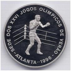 SAN TOMĖ IR PRINSIPĖ 1000 DOBRAS 1993 KM # 56  PROOF