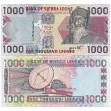 SIERA LEONĖ 1000 LEONES 2006 P # 24c UNC