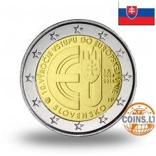 SLOVAKIJA 2 EURAI 2014 10M. EUROPOS SĄJUNGOJE