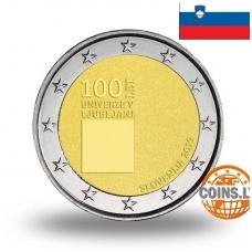 SLOVĖNIJA 2 EURAI 2019 LIUBLIANOS UNIVERSITETAS