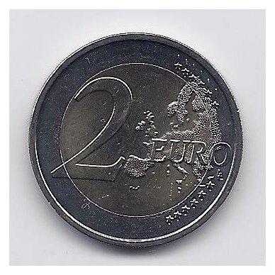 SLOVAKIJA 2 EURO 2020 KM # 102 UNC 2
