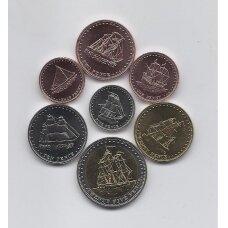 ŠTOLTENHOFO SALOS 2008 m. 7 monetų komplektas