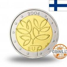 FINLAND 2 EURO 2004 EU UNION