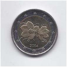 SUOMIJA 2 EURAI 2004 KM # 105 UNC