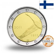 FINLAND 2 EURO 2011 BANK JUBILEE