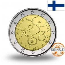 FINLAND 2 EURO 2013 PARLIAMENT