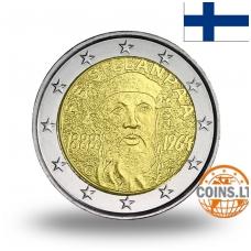 FINLAND 2 EURO 2013 SILLANPAA