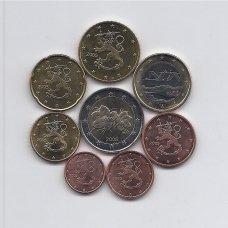 SUOMIJA 2005 m. EURO RINKINYS