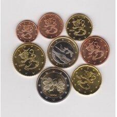FINLANDS 2006 FULL EURO SET