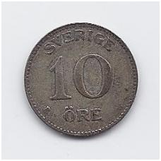 ŠVEDIJA 10 ORE 1929 KM # 780 VF