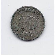 ŠVEDIJA 10 ORE 1930 KM # 780 VF