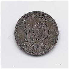 ŠVEDIJA 10 ORE 1937 KM # 780 VF