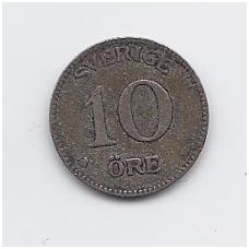 ŠVEDIJA 10 ORE 1941 KM # 780 VF