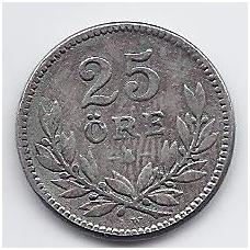 ŠVEDIJA 25 ORE 1939 KM # 785 VF