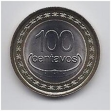 TIMORAS 100 CENTAVOS 2012 KM # new UNC