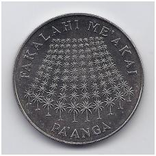 TONGA 1 PA'ANGA 1975 KM # 48 UNC FAO