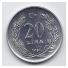 TURKIJA 20 LIRA 1981 KM # 946 UNC FAO
