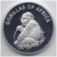 UGANDA 1000 SHILLINGS 2003 KM # 102 PROOF