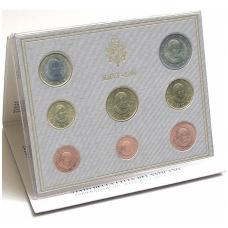 VATIKANAS 2006 m. monetų rinkinys