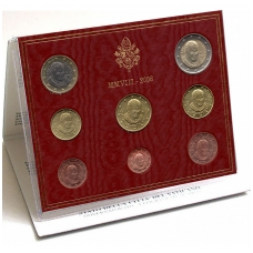 VATICAN 2008 COIN SET