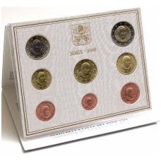 VATIKANAS 2009 m. monetų rinkinys