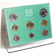 VATIKANAS 2013 m. monetų rinkinys