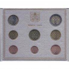 VATIKANAS 2020 m. monetų rinkinys