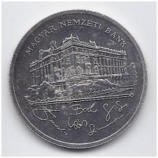 VENGRIJA 200 FORINT 1992 KM # 689 XF NACIONALINIS BANKAS