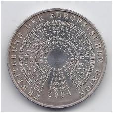 VOKIETIJA 10 EURO 2004 KM # 231 AU