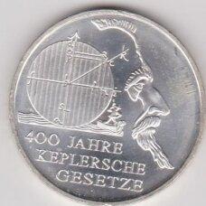 VOKIETIJA 10 EURO 2009 KM # 280 AU