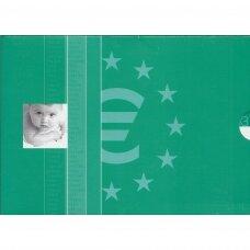 VOKIETIJA 2003 m. Kūdikio euro rinkinys ( G )