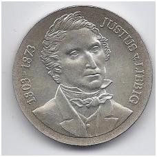 VOKIETIJA ( DEMOKRATINĖ ) 10 MARK 1978 KM # 69 AU