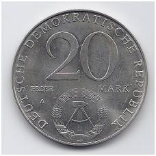 VOKIETIJA ( DEMOKRATINĖ ) 20 MARK 1979 KM # PR22 UNC 30 m. VDR ( PROBE )
