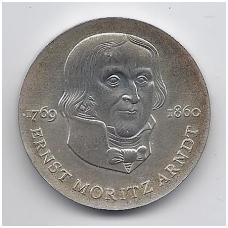 VOKIETIJA ( DEMOKRATINĖ ) 20 MARK 1985 KM # 105 AU ARNDT