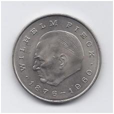 VOKIETIJA ( DEMOKRATINĖ ) 20 MARK 1972 KM # 42 VF V. PIKAS