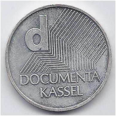 VOKIETIJA 10 EURO 2002 KM # 217 AU