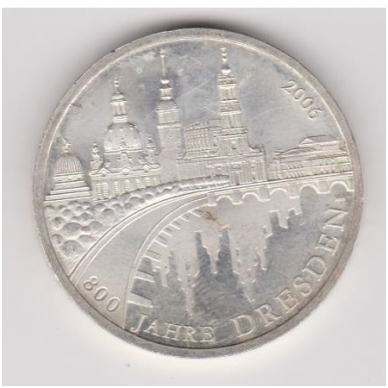 VOKIETIJA 10 EURO 2006 KM # 246 AU